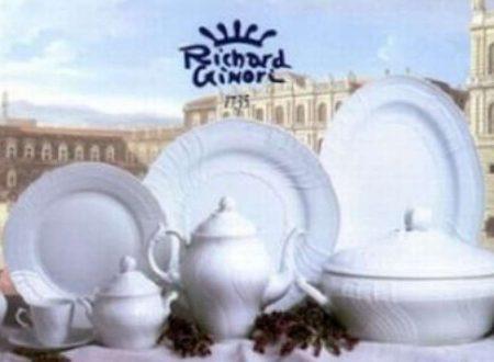 RICHARD GINORI: INTESA RAGGIUNTA E SALVAGUARDATO MARCHIO