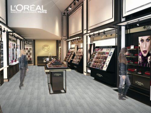 """Et voilà! Le """"drugstore parisien"""" di Franprix e L'Oréal Paris"""