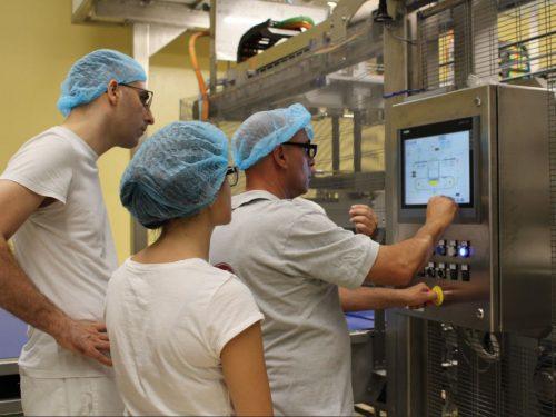 Roncadin: è entrata in funzione la nuova linea da 150 mila pizze al giorno