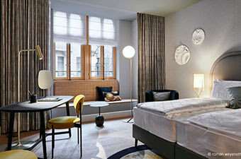 Märthof (BâleHotels/Coop): il nuovo boutique hotel a Marktplatz, Basilea