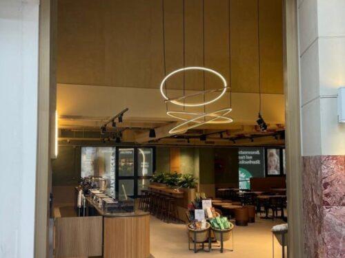Ai Gigli di Campi Bisenzio (Firenze) arriva il primo Starbucks® toscano